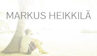 MARKUS HEIKKILÄ